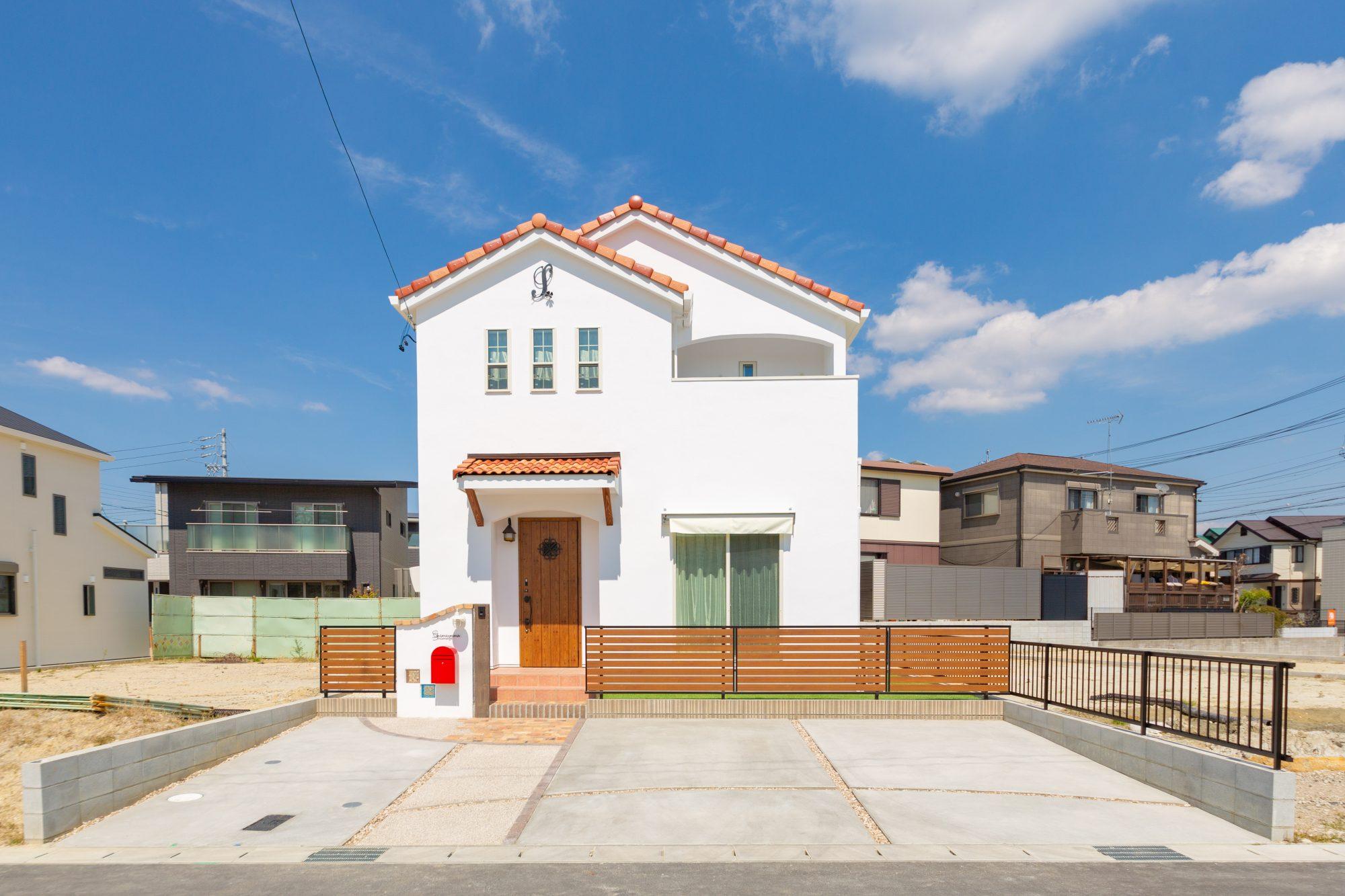 モダンでかっこいい家から海外風の可愛い家まで、お好きなデザインをお聞かせください。